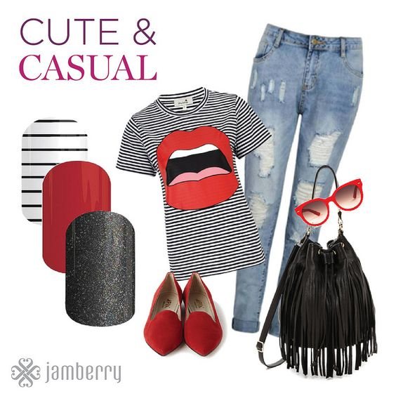 Cute & Casual | by jamberryHomeOffice