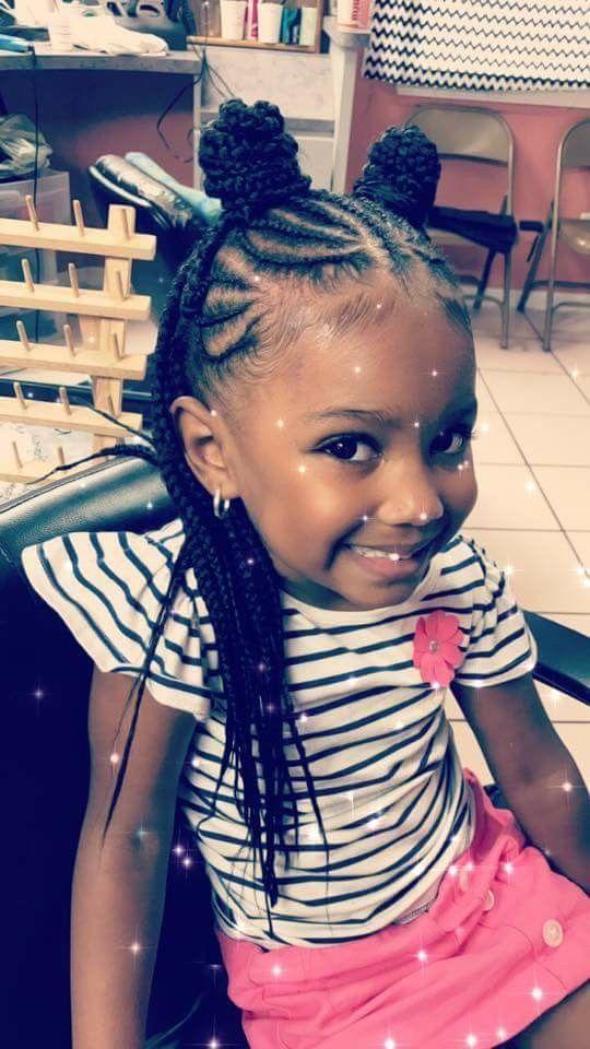 23++ Idee coiffure petite fille afro le dernier