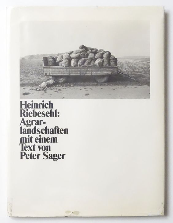Heinrich Riebesehl: Agrarlandschaften mit einem
