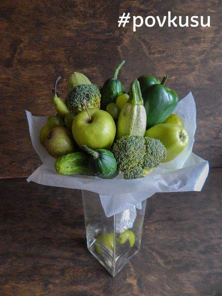Букет по вкусу | из овощей и фруктов | Минск | ВКонтакте: