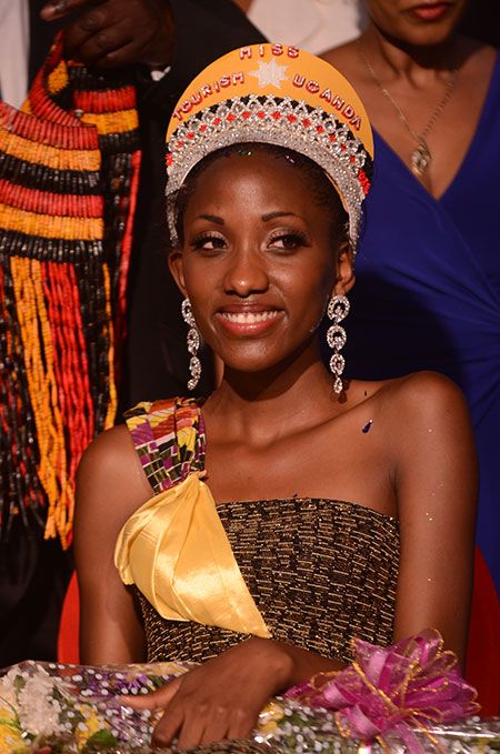 Miss Uganda 2014 | Global Beauties