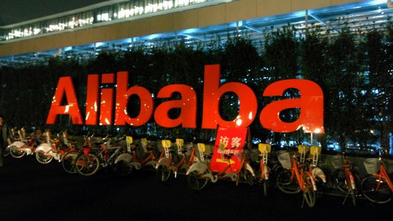 Alibaba Passes Facebook in Market Value on First Trade