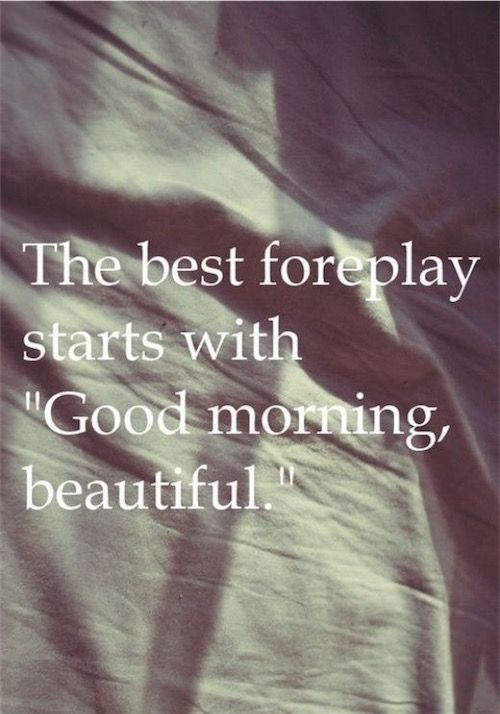 good morning sex quotes for him in Richmond