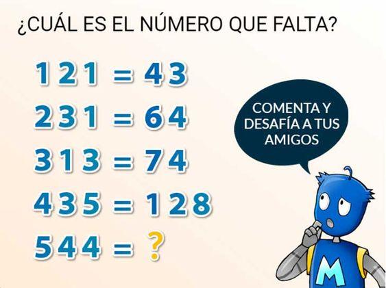 Qué tan rápido eres para solucionar este desaf�o matemático? Es más sencillo de lo que piensas
