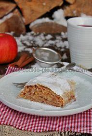 What's for dessert?: Štrudel od jabuka