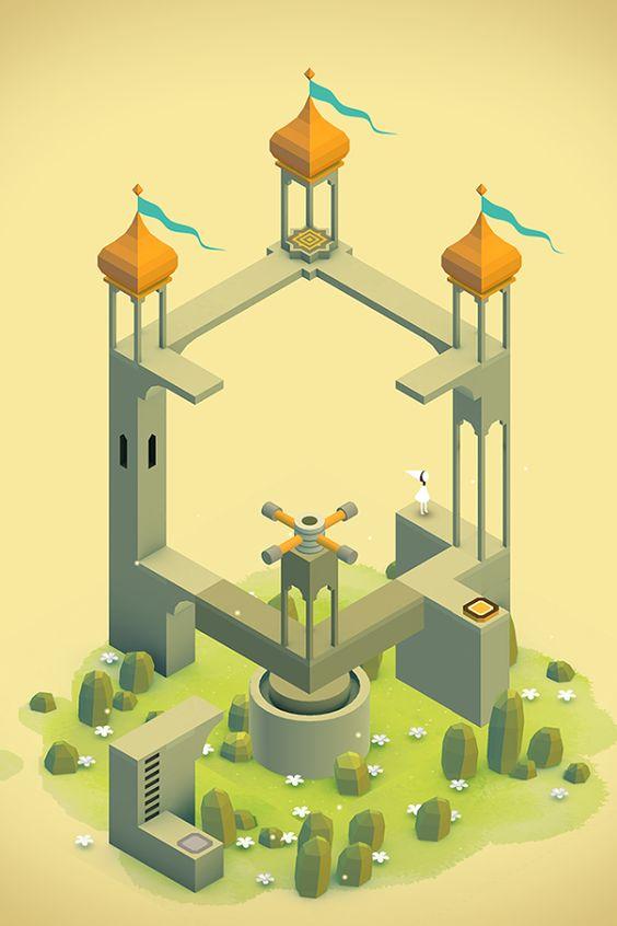 Los mejores 7 juegos puzzle para Android   1. Monument Valley Monument Valley es uno de esos títulos que todo el mundo r…