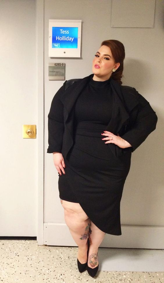 tess holliday, tess munster, grande taille, plus size, mannequin, poids