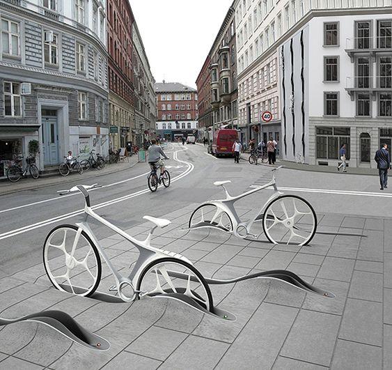 Station Vélo / Rafaa   AA13 – blog – Inspiration – Design – Architecture – Photographie – Art