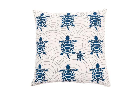 Cute turtles pillow