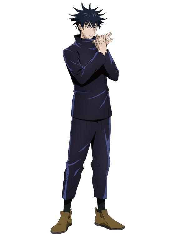 Megumi Fushiguro Jujutsu Kaisen Wiki Fandom In 2021 Jujutsu Anime Chibi Anime Boy