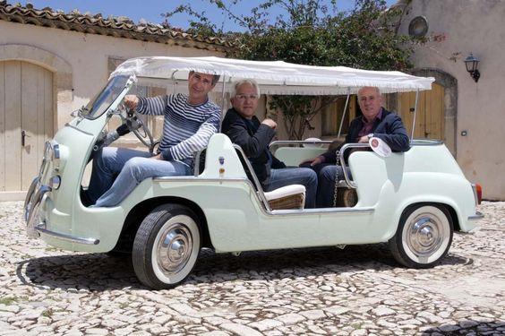 Fiat 600 Multipla open air