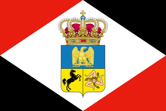 Regno di Napoli (Reino de Nápoles) 1808-1811