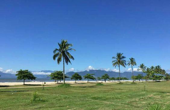 Praia do centro- Caraguá