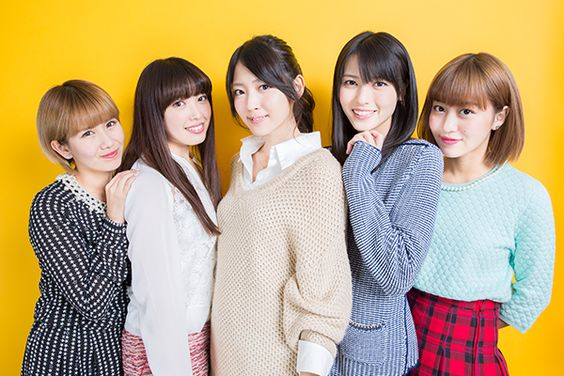 ナタリー - [Power Push] ℃-ute au「ブックパス」インタビュー (2/2) / ℃-ute