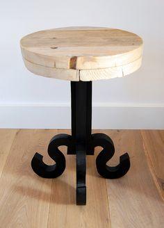 steigerhout Table wood