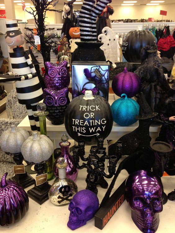 Homesense Halloween Decorations