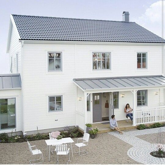 House. Frontporch. Framsida. Hus. | Ideas for remodeling my house ...