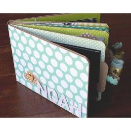 Fiskars Baby's First Year Tag Book