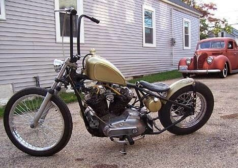 bobber s chopper motorcycle harley sportster bobber chopper bike