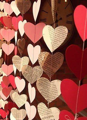 Knutselen Voor Meiden Van Leuke En Makkelijke Ideeen Tot Knutselpakketten Mamaliefde Nl Decoratie Voor Valentijn Valentijnsdag Decoraties Valentijn Decoratie