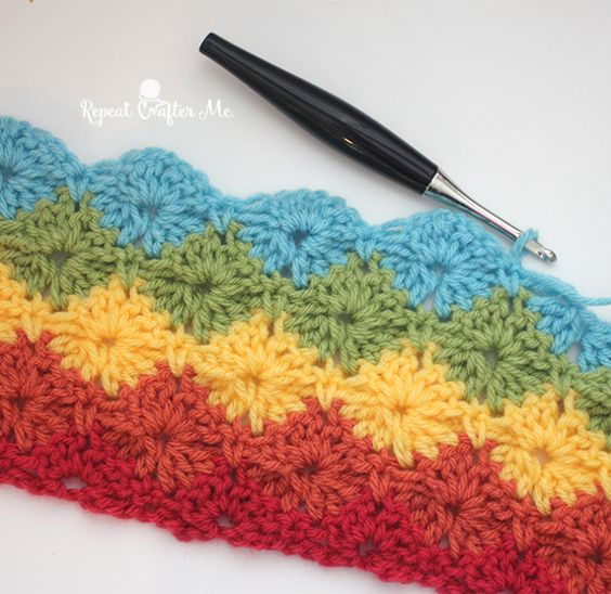 Free Crochet Harlequin Blanket Pattern : Pinterest The world s catalog of ideas