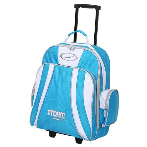 Storm Rascal 1 Ball Roller Blue White Ebay Link Bowling Bags Bags Blue Bags