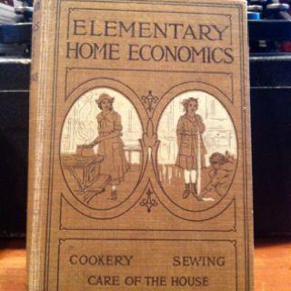 History of Home Economics