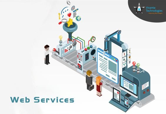 #Web #services architecture easily enables new interoperability between applications http://www.vivantatechnologies.com/