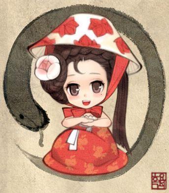 South Korean illustrator Obsidian (also known as Huk-yo-suk)