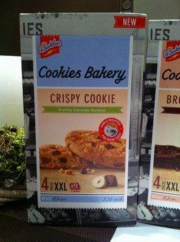 DeBeukelaer Cookies Bakery - Crispy Cookie (Crunchy Chocolate Hazelnut)