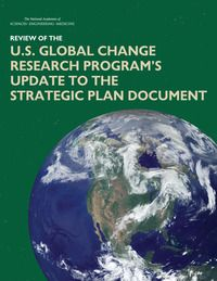 Cover Image: Review of the U.S. Global Change Research Program's Update to the Strategic Plan Document
