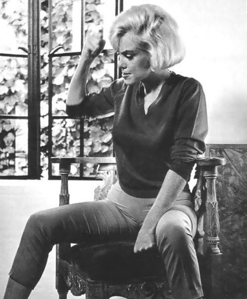 Marilyn Monroe by Allan Grant Last exit interview Life on August 3 1962