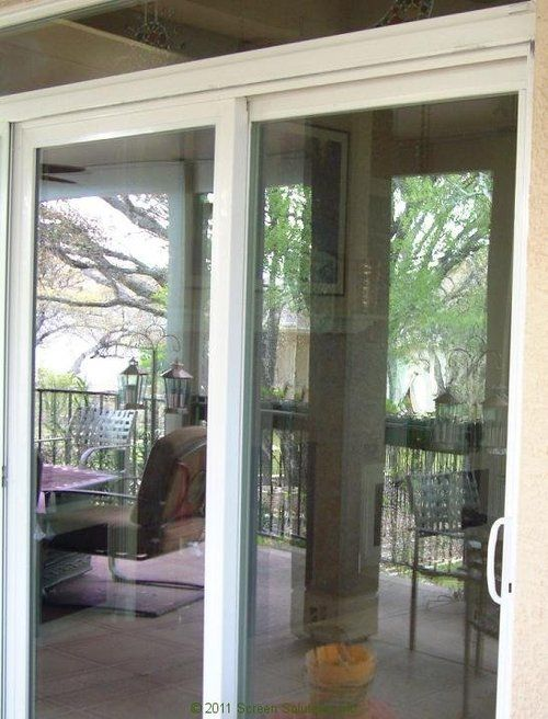 Retractable Screens For All Styles Of Doors Windows Invisible