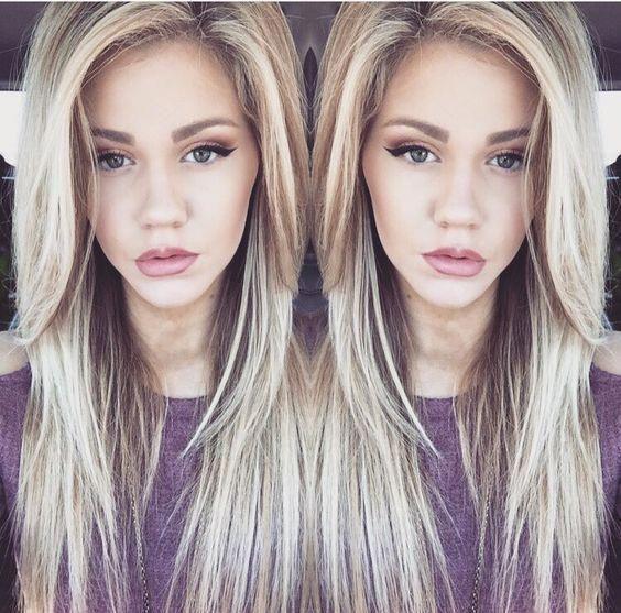 Teenage Girl Hairstyles Long Straight Hair Teenagegirlhairstyles Long Layered Hair Long Blonde Hair Long Hair Styles