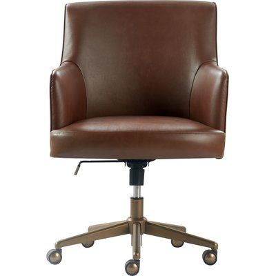 Tommy Hilfiger Belmont Task Chair Wayfair Home Office Chairs Office Chair Leather Office Chair