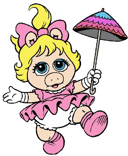 Baby Miss Piggy Google Search Anna S Muppet Baby