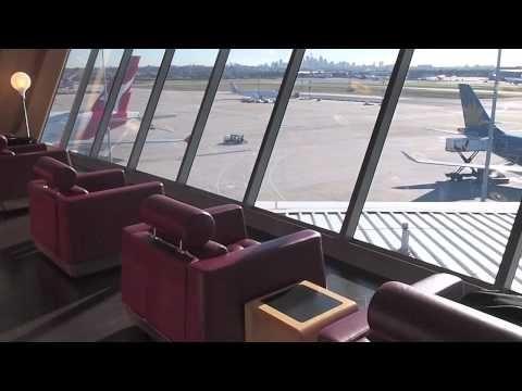 In diesen Flughafen-Lounges lässt es sich aushalten | traveLink.