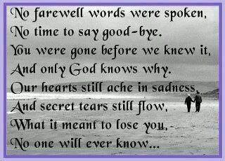In loving memory of Bryson.