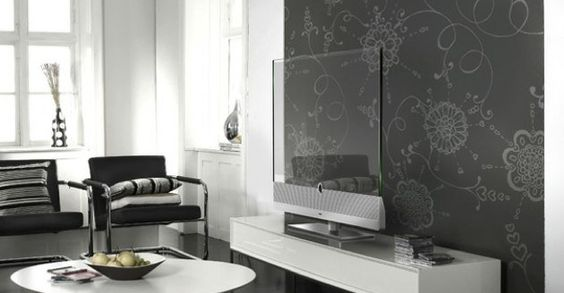 A transparent HDTV . . . this would be TOO COOL!