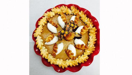 Harvest Pumpkin Pie | 10 Best American Pies