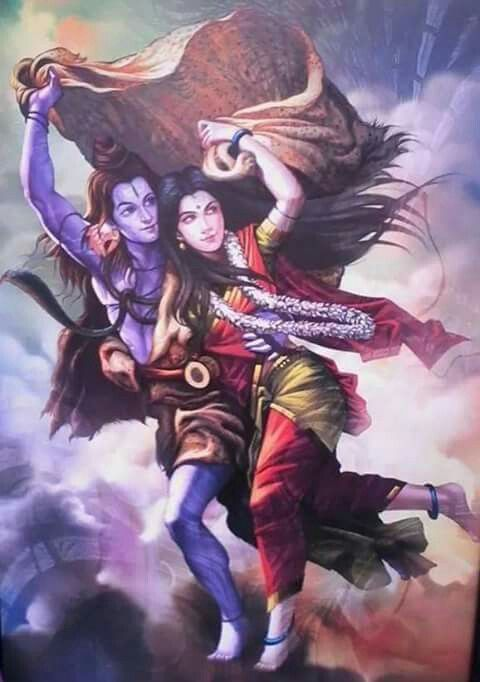 shiva and parvati relationship
