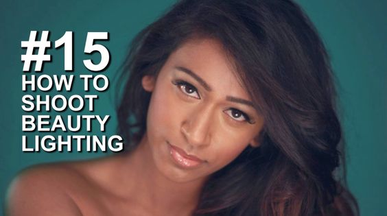 A quick tutorial on how to shoot beauty lighting ...  More videos www.youtube.com/cinematicj