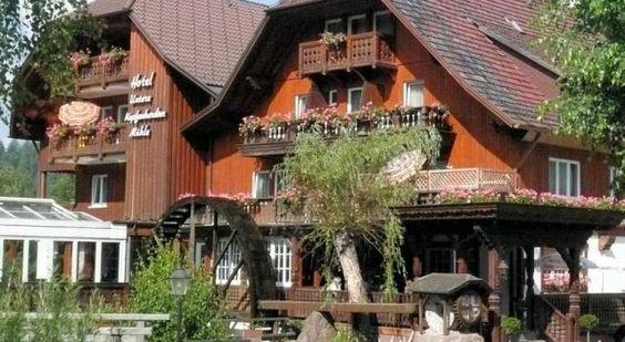 Landhotel Untere Kapfenhardter Mühle - 3 Star #Hotel - $85 - #Hotels #Germany #Unterreichenbach http://www.justigo.co.za/hotels/germany/unterreichenbach/landhotel-untere-kapfenhardter-muhle_198603.html