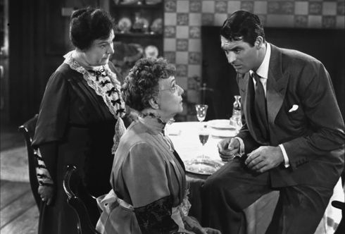 Arsenic and Old Lace (Warner Brothers 1944) - Classic Monsters