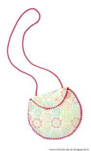 Un petit sac coloré et facile à réaliser !! #MCI #Ladroguerie #couture