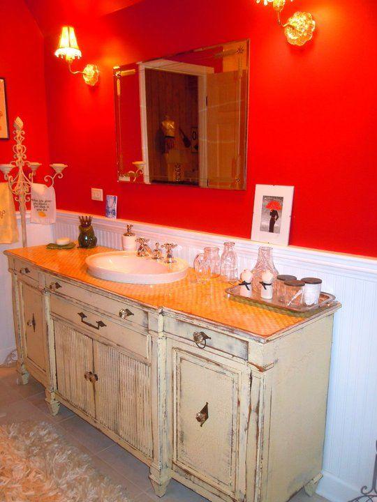 1890 restored farm house loft bathroom fiore carpentry for 1890 bathroom design