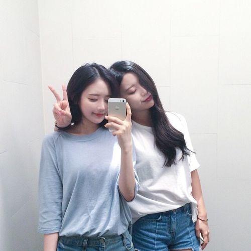 Imagem de girl, ulzzang, and asian: