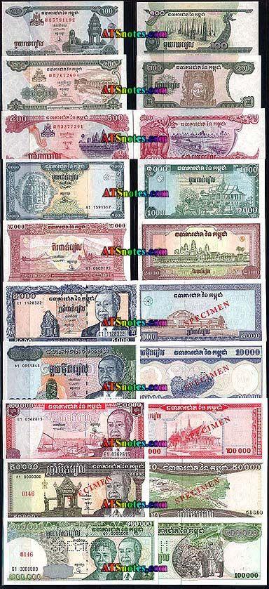 Cambodia profile - Timeline