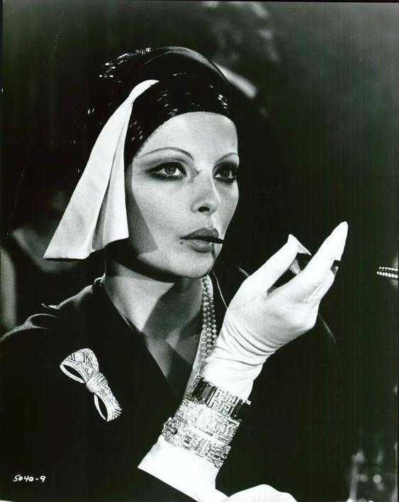 Virna Lisi in Arabella directed bu Mauro Bolognini, 1967