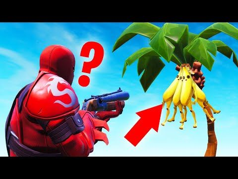 They Were Hiding As Bananas Fortnite Hide And Seek Youtube In 2021 Fortnite Jelly Store Hide